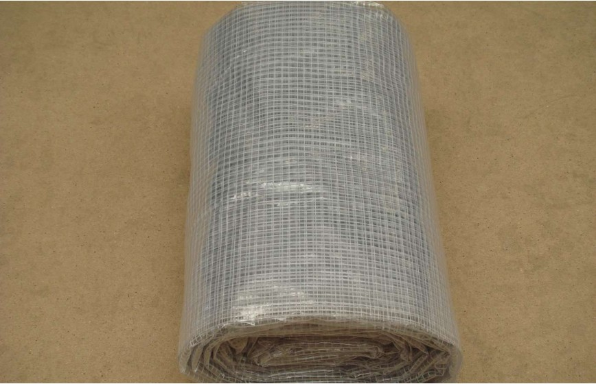 BACHE PVC ARME 2m85 x 7m50