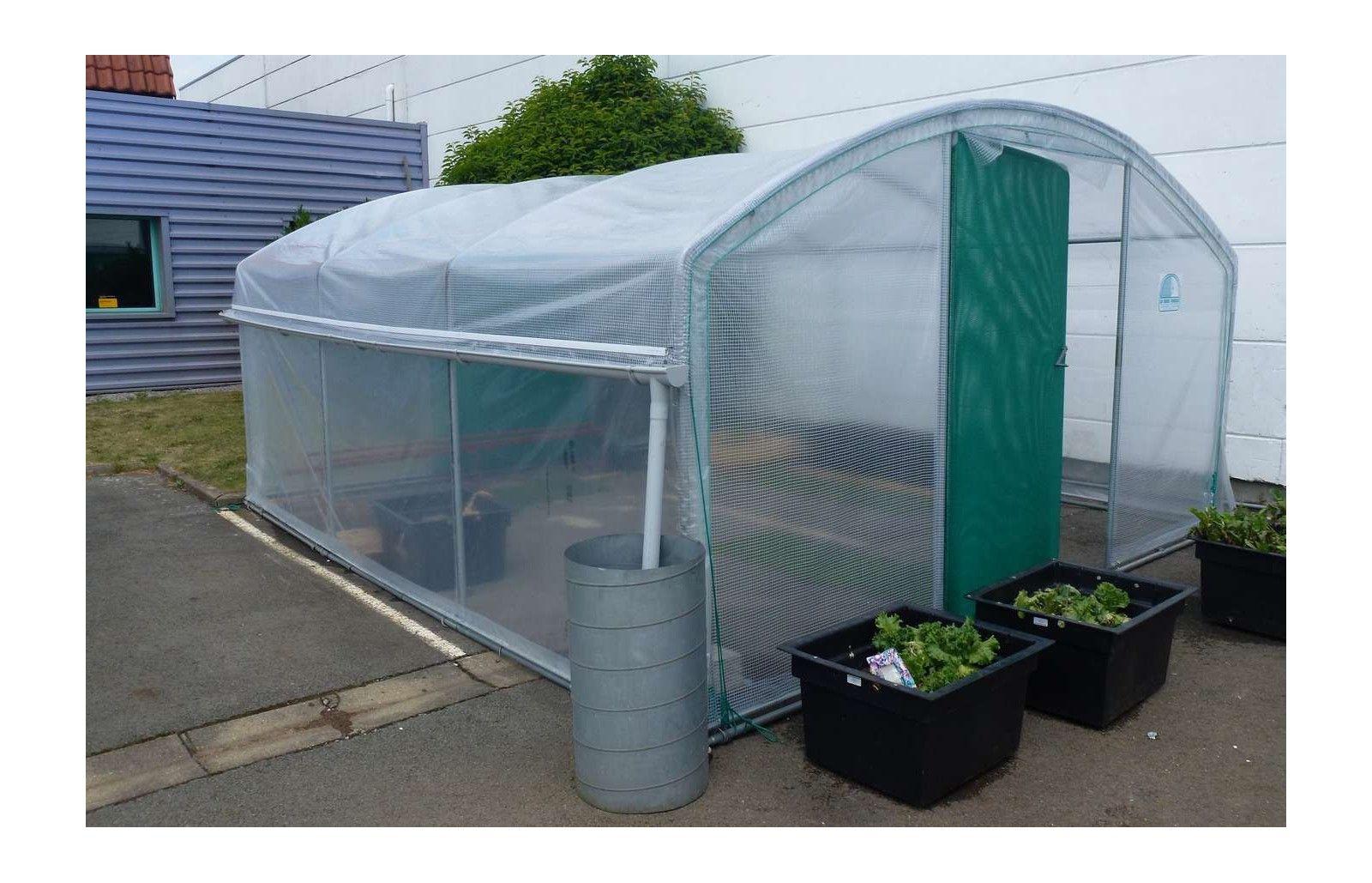 kit recuperation d 39 eau de pluie 2 longueurs serre mini. Black Bedroom Furniture Sets. Home Design Ideas