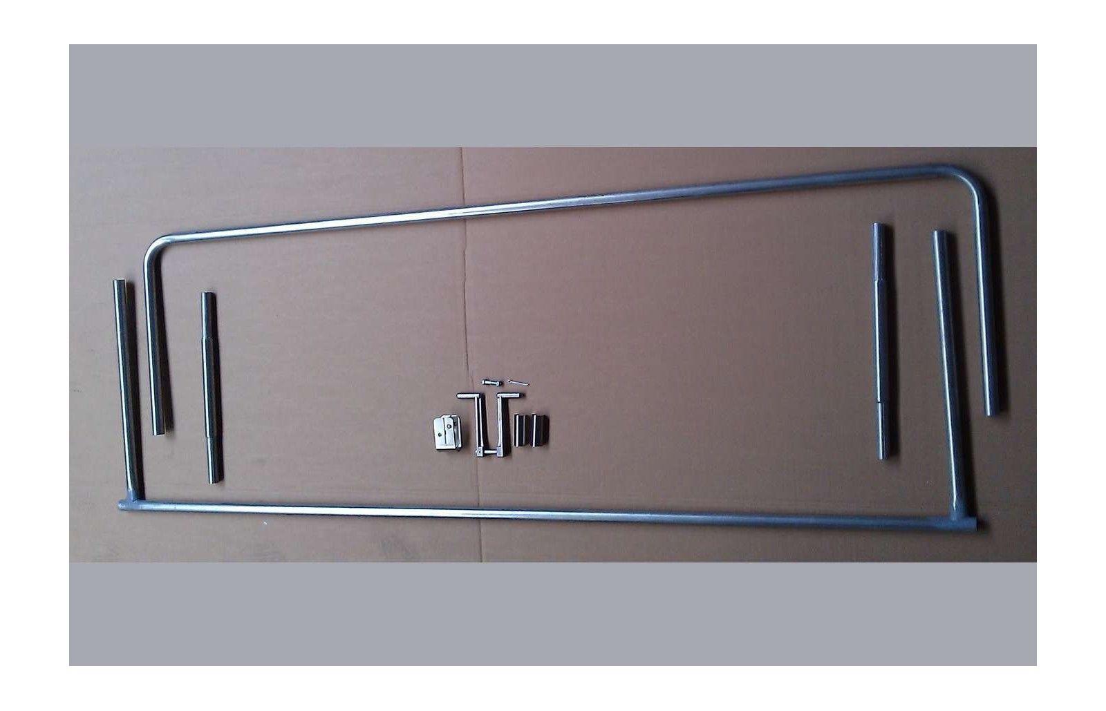 Cadre de porte kit poignee serre super serres tonneau for Largeur cadre de porte