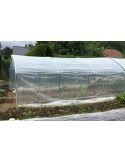Abri tomates pieds droits 3m00 x 4m50